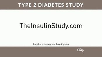 Eli Lilly TV Spot, 'Type 2 Diabetes Insulin Study' - Thumbnail 8