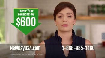 NewDay USA 100 VA Cash Out Loan TV Spot, 'Fantastic News: Record High Home Values' - 115 commercial airings