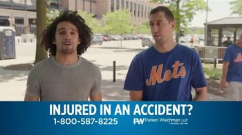 Parker Waichman TV Spot, 'Not Your Fault'