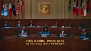 Nike TV Spot, 'Tomorrow: When Athletes Speak' Featuring A'ja Wilson - Thumbnail 5