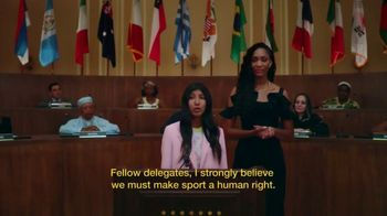 Nike TV Spot, 'Tomorrow: When Athletes Speak' Featuring A'ja Wilson - Thumbnail 6