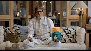Bikaji TV Spot, 'Amitji Loves Bikaji: Aloo Bhujia ko Tana Tan' Featuring Amitabh Bachchan