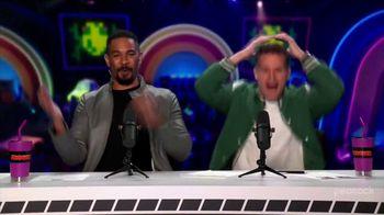 Peacock TV TV Spot, 'Frogger, Top Chef: Family Style and American Ninja Warrior Junior' - Thumbnail 4