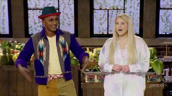 Peacock TV TV Spot, 'Frogger, Top Chef: Family Style and American Ninja Warrior Junior' - Thumbnail 5
