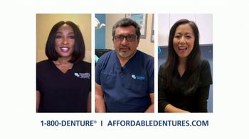 Affordable Dentures TV Spot, 'Did You Know?'