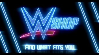 WWE Shop TV Spot, 'Dress Like the World Is Watching: Save 20% Off Championship Titles & $15 Tees' Song by Yez Yez - Thumbnail 6