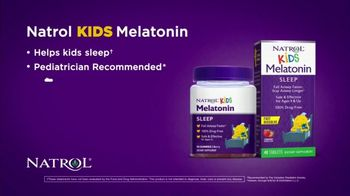 Natrol Kids Melatonin TV Spot, 'Helps Kids Sleep' - Thumbnail 9