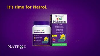 Natrol Kids Melatonin TV Spot, 'Helps Kids Sleep' - Thumbnail 5