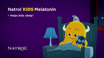 Natrol Kids Melatonin TV Spot, 'Helps Kids Sleep' - Thumbnail 7
