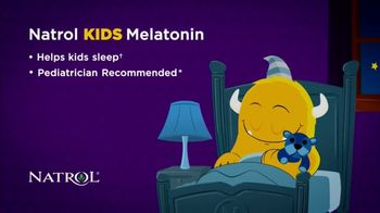 Natrol Kids Melatonin TV Spot, 'Helps Kids Sleep' - Thumbnail 8