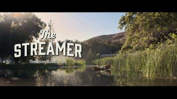 Disney+ TV Spot, 'The Streamer: Playing With Sharks, La Liga, Modern Family' Featuring Dave Bautista - Thumbnail 1
