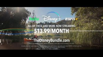 Disney+ TV Spot, 'The Streamer: Playing With Sharks, La Liga, Modern Family' Featuring Dave Bautista - Thumbnail 7
