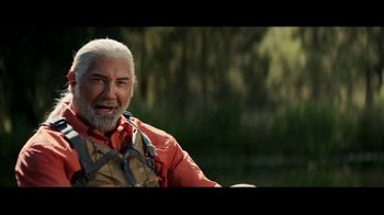 Disney+ TV Spot, 'The Streamer: Playing With Sharks, La Liga, Modern Family' Featuring Dave Bautista - Thumbnail 5