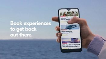 GetYourGuide TV Spot, 'Whale Watching' - Thumbnail 8