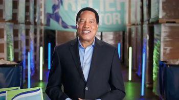 Relief Factor 3-Week Quickstart TV Spot, 'Customer: David' Featuring Larry Elder - 52 commercial airings