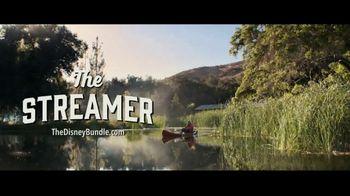 Disney+ Bundle TV Spot, 'Meet the Streamer: UFC, Modern Family' Featuring Dave Bautista - Thumbnail 1