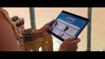 Amazon Prime TV Spot, 'Cleopatra Has a Change of Heart' Song by Sniff 'N' Tears - Thumbnail 6