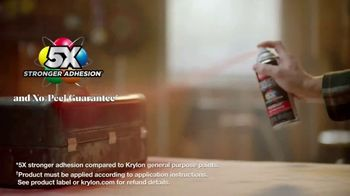 Krylon Spray Paint Fusion All-In-One TV Spot, 'Tackle Box' - Thumbnail 5