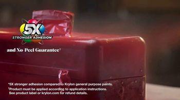 Krylon Spray Paint Fusion All-In-One TV Spot, 'Tackle Box' - Thumbnail 6