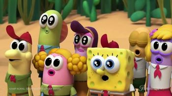 Paramount+ TV Spot, 'Kamp Koral: SpongeBob's Under Years'