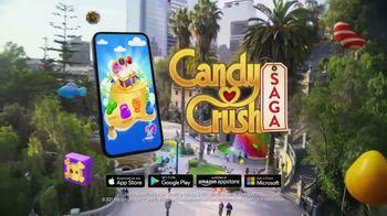 Candy Crush Saga TV Spot, 'Go for Gold' Song by Dean Martin - Thumbnail 6
