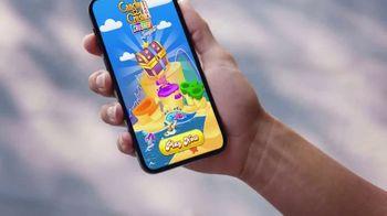Candy Crush Saga TV Spot, 'Go for Gold' Song by Dean Martin - Thumbnail 2