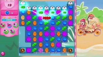Candy Crush Saga TV Spot, 'Go for Gold' Song by Dean Martin - Thumbnail 3