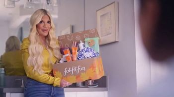 FabFitFun TV Spot, 'Celebrate Yourself' Featuring Tori Spelling, Song by L.M. Styles
