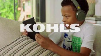 Kohl's TV Spot, 'Trading Screen Time for Family Time: Free Store Pickup' - Thumbnail 1