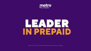 Metro by T-Mobile TV Spot, 'Big 5G Upgrade: Samsung Galaxy A32' - Thumbnail 4
