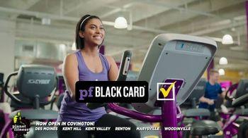 Planet Fitness Black Card TV Spot, 'Get Moving: $22.99'