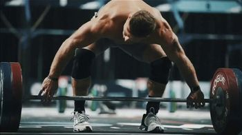 WHOOP TV Spot, 'CrossFit Games: Chasing' Song by Tyrone Briggs - Thumbnail 3