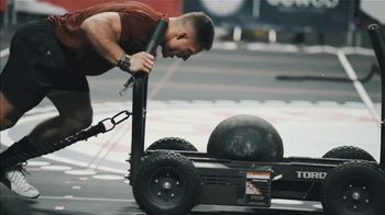 WHOOP TV Spot, 'CrossFit Games: Chasing' Song by Tyrone Briggs - Thumbnail 6