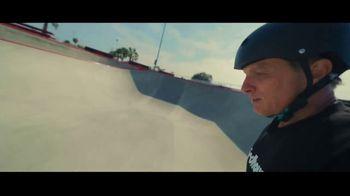 Uber Eats TV Spot, 'Tony' Featuring Tony Hawk, Song by ODB