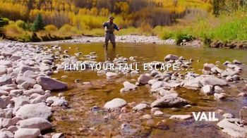 Vail TV Spot, 'Find Your Fall Escape' - Thumbnail 3