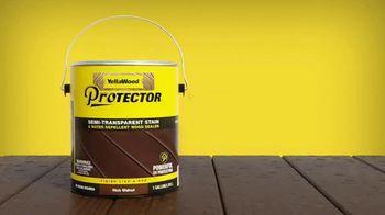 YellaWood Protector TV Spot, 'Premixed Cans'