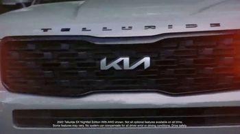 2022 Kia Telluride Nightfall Edition TV Spot, 'Take the Leap' [T1] - Thumbnail 2