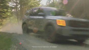 2022 Kia Telluride Nightfall Edition TV Spot, 'Take the Leap' [T1] - Thumbnail 5