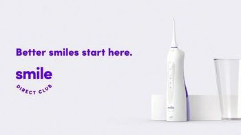 Smile Direct Club Water Flosser TV Spot, 'No Strings Attached' - Thumbnail 8