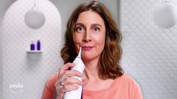 Smile Direct Club Water Flosser TV Spot, 'No Strings Attached' - Thumbnail 7