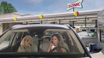 Sonic Drive-In Banana Pudding Shake TV Spot, 'Awkward Silence' - Thumbnail 2
