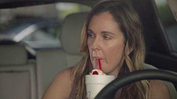 Sonic Drive-In Banana Pudding Shake TV Spot, 'Awkward Silence' - Thumbnail 6