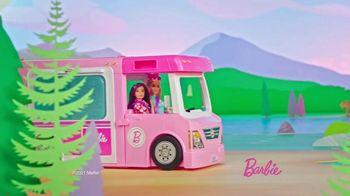 Barbie 3-in-1 Dream Camper TV Spot, 'Adventure Time' - Thumbnail 1