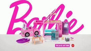 Barbie 3-in-1 Dream Camper TV Spot, 'Adventure Time' - Thumbnail 9