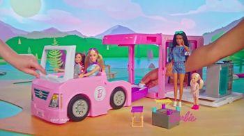 Barbie 3-in-1 Dream Camper TV Spot, 'Adventure Time' - Thumbnail 3