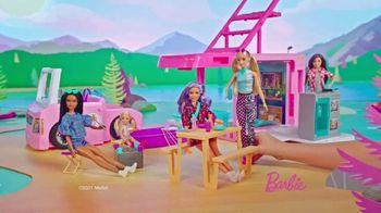 Barbie 3-in-1 Dream Camper TV Spot, 'Adventure Time' - Thumbnail 4