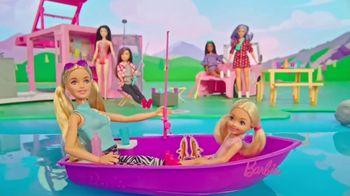 Barbie 3-in-1 Dream Camper TV Spot, 'Adventure Time' - Thumbnail 6