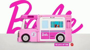 Barbie 3-in-1 Dream Camper TV Spot, 'Adventure Time' - Thumbnail 8