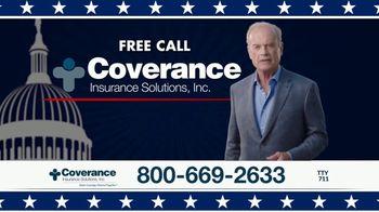Coverance Insurance Solutions, Inc. TV Spot, 'Medicare Advantage Plan' Featuring Kelsey Grammer