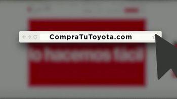 Toyota Evento Lo Hacemos Fácil TV Spot, 'Visita tu concesionario' [Spanish] [T2] - Thumbnail 8